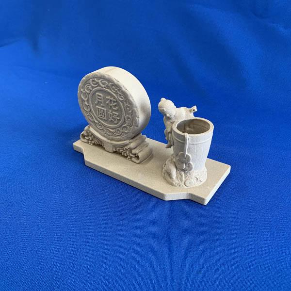 生物质复合材料打印产品应用